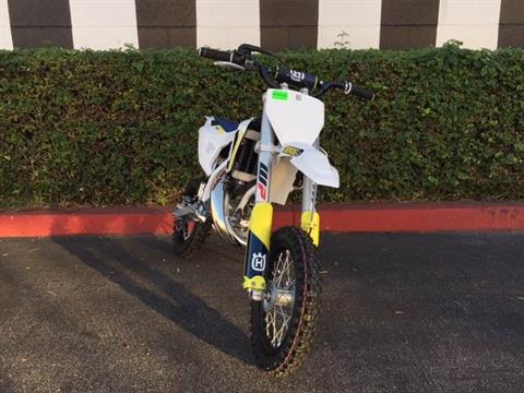 2018 Husqvarna TC 50 in Costa Mesa, California