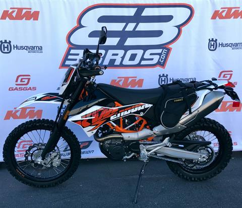 2017 KTM 690 Enduro R in Costa Mesa, California - Photo 2