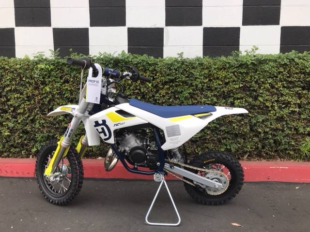 2019 Husqvarna TC 50 in Costa Mesa, California - Photo 2