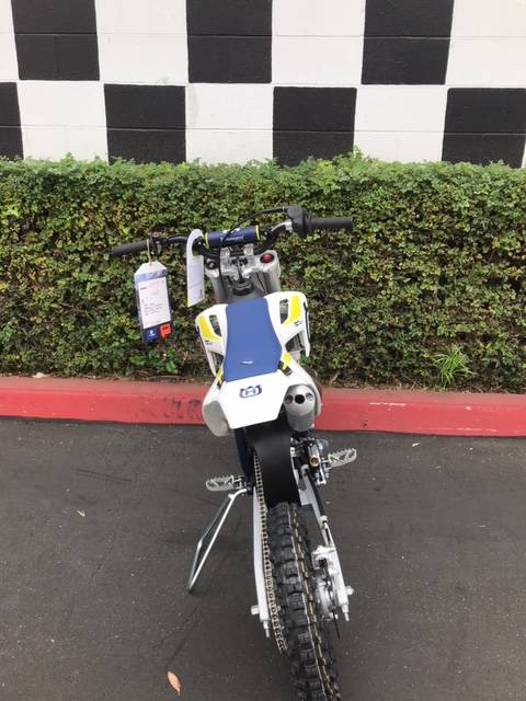 2019 Husqvarna TC 50 in Costa Mesa, California - Photo 4