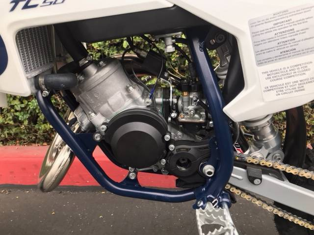 2019 Husqvarna TC 50 in Costa Mesa, California - Photo 6