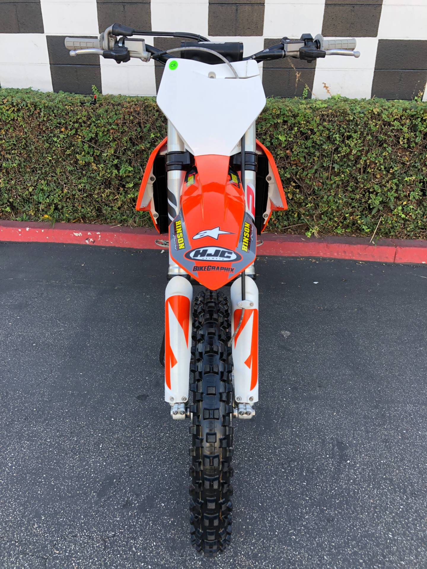 2019 KTM 450 SX-F in Costa Mesa, California - Photo 5
