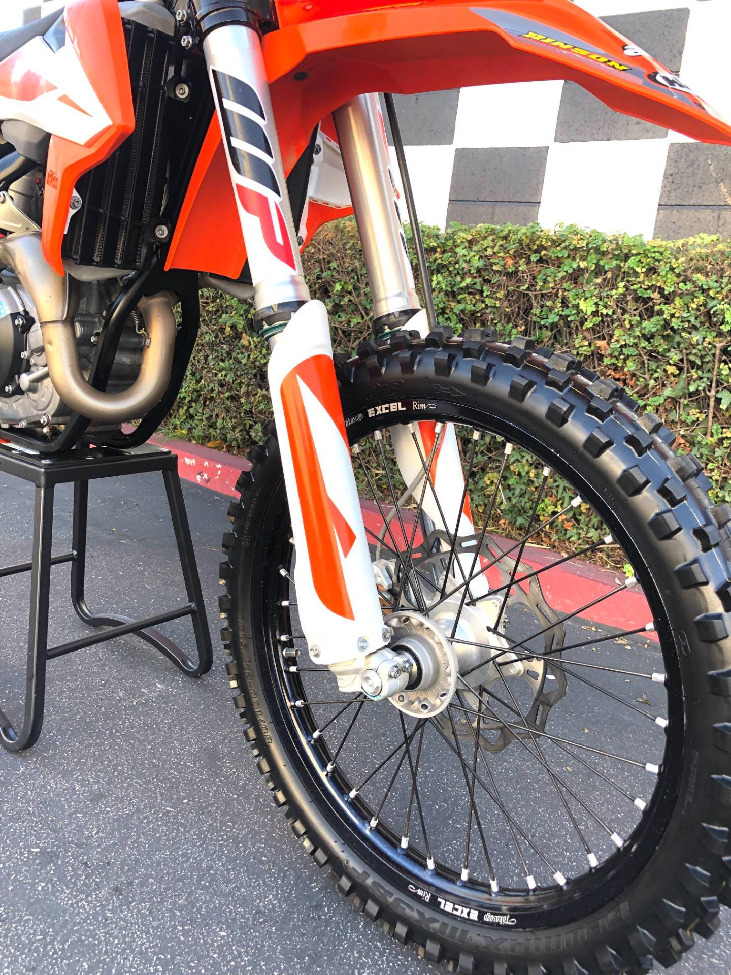2019 KTM 450 SX-F in Costa Mesa, California - Photo 7