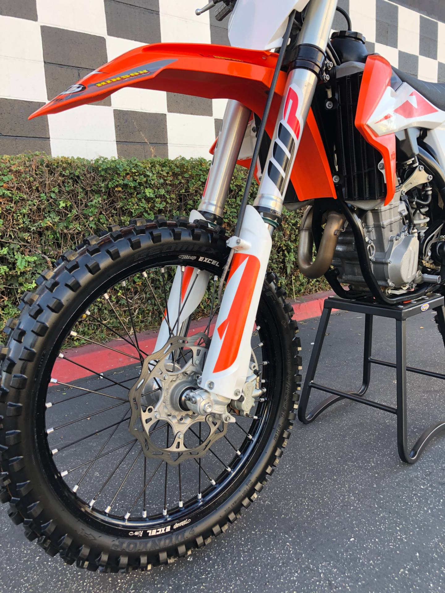 2019 KTM 450 SX-F in Costa Mesa, California - Photo 11