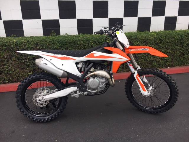2019 KTM 450 SX-F in Costa Mesa, California - Photo 1