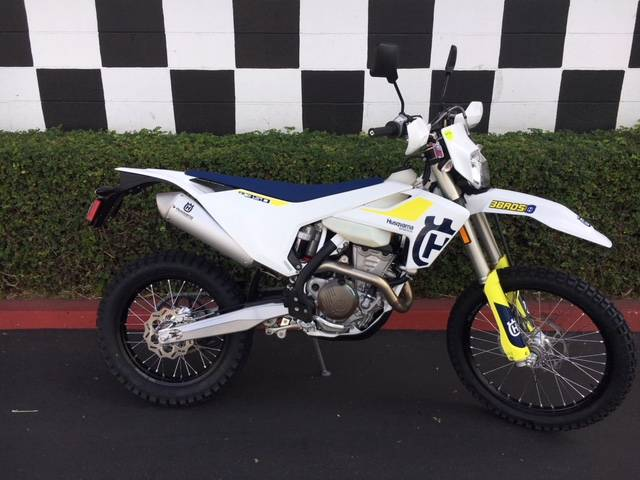 2019 Husqvarna FE 350 in Costa Mesa, California - Photo 1