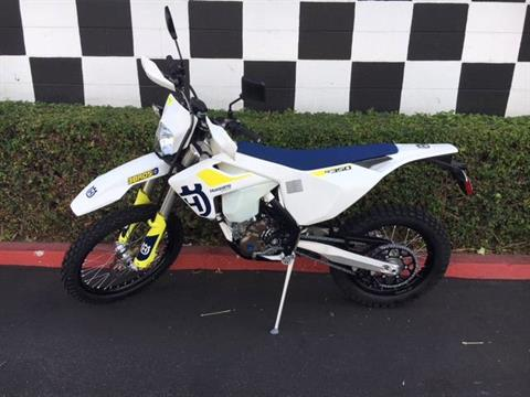 2019 Husqvarna FE 350 in Costa Mesa, California - Photo 2