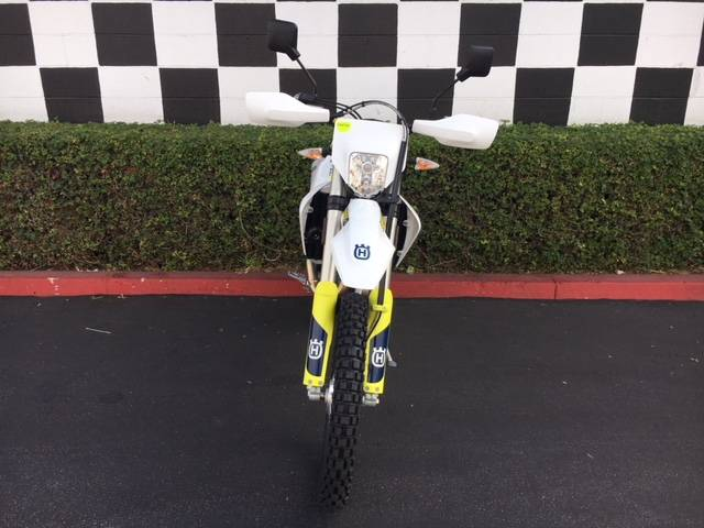 2019 Husqvarna FE 350 in Costa Mesa, California - Photo 3