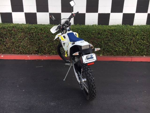 2019 Husqvarna FE 350 in Costa Mesa, California - Photo 4