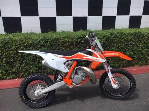 2020 KTM 85 SX 17/14 in Costa Mesa, California - Photo 1