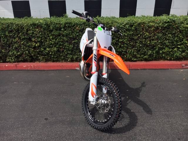 2020 KTM 85 SX 17/14 in Costa Mesa, California - Photo 3