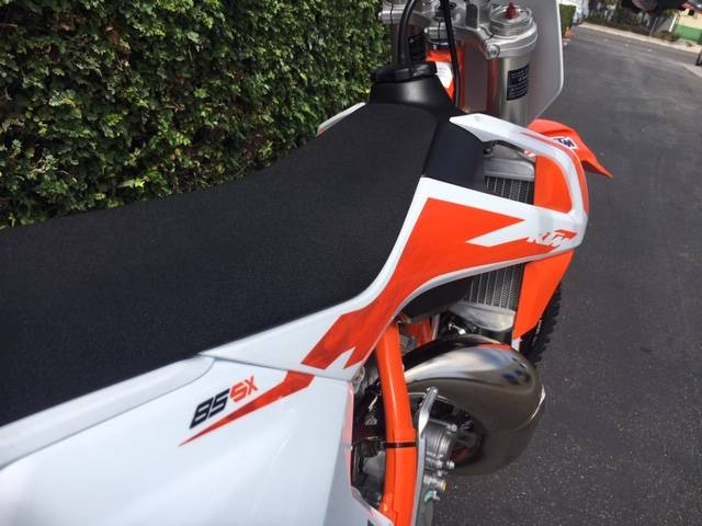 2020 KTM 85 SX 17/14 in Costa Mesa, California - Photo 6
