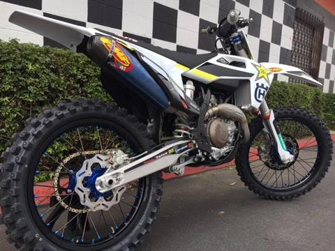 2019 Husqvarna FC 450 Rockstar Edition in Costa Mesa, California