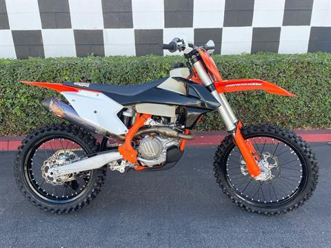 2018 KTM 450 SX-F in Costa Mesa, California - Photo 1