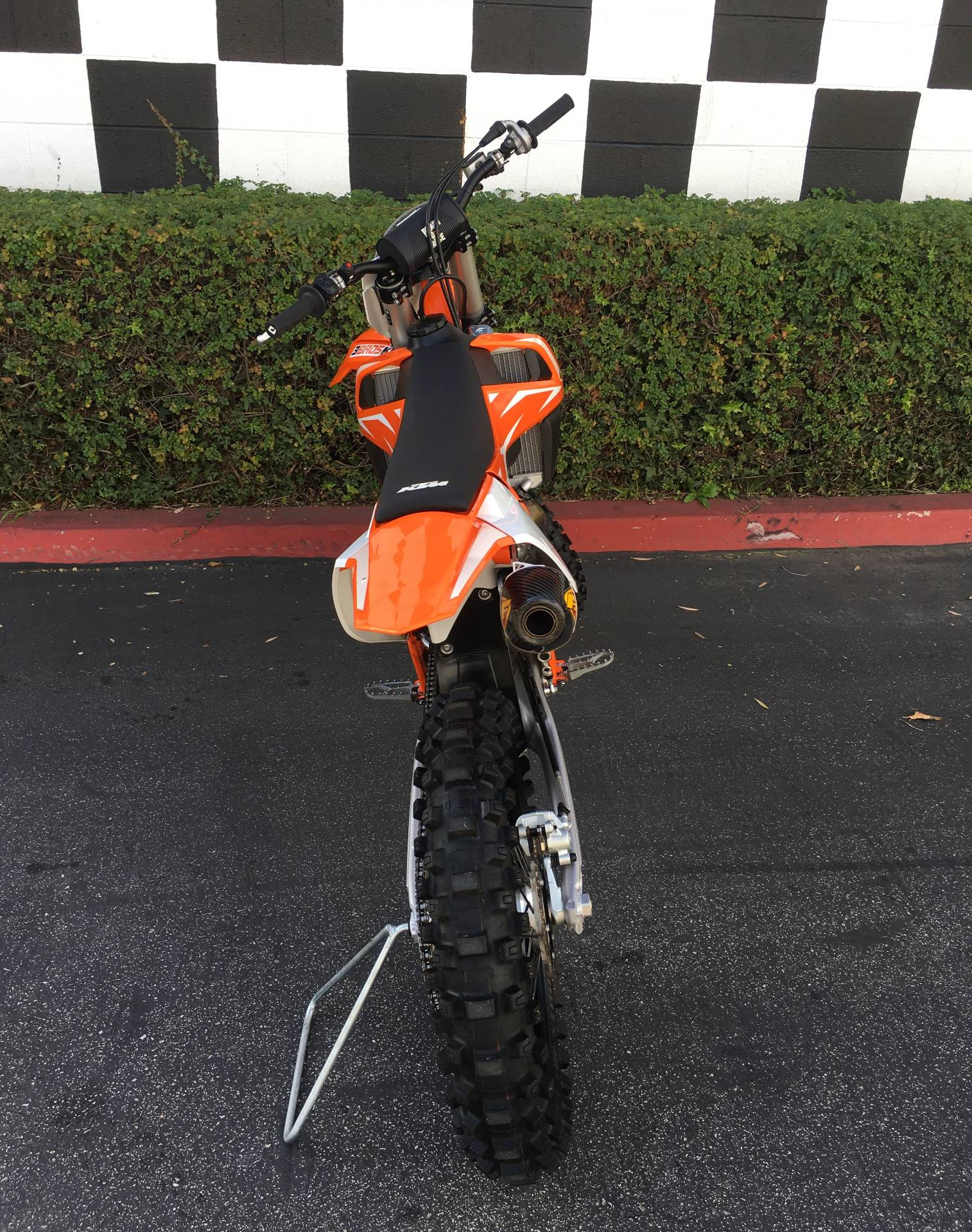 2018 KTM 450 SX-F in Costa Mesa, California - Photo 4