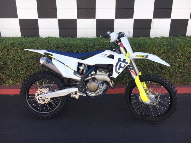 2019 Husqvarna FC 250 in Costa Mesa, California - Photo 1
