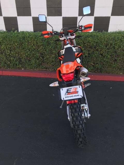 2019 KTM 500 EXC-F in Costa Mesa, California - Photo 4