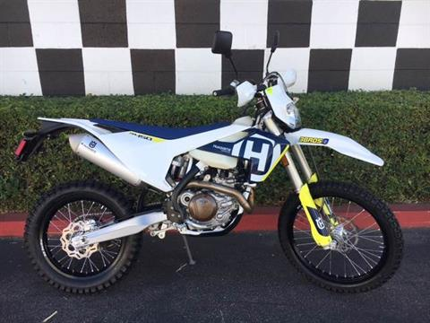 2018 Husqvarna FE 450 in Costa Mesa, California