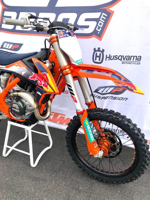 2021 KTM 450 SX-F Factory Edition in Costa Mesa, California - Photo 9