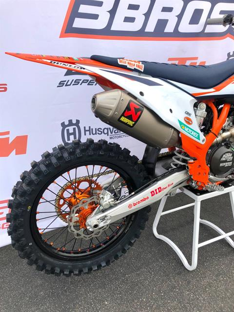 2021 KTM 450 SX-F Factory Edition in Costa Mesa, California - Photo 10