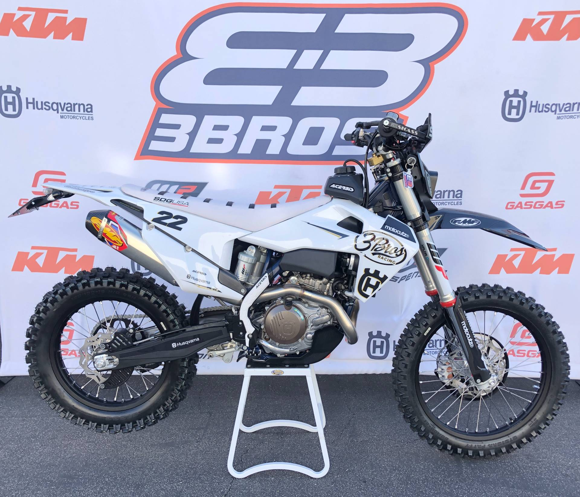 2021 Husqvarna FE 501s in Costa Mesa, California - Photo 1