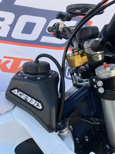 2021 Husqvarna FE 501s in Costa Mesa, California - Photo 9