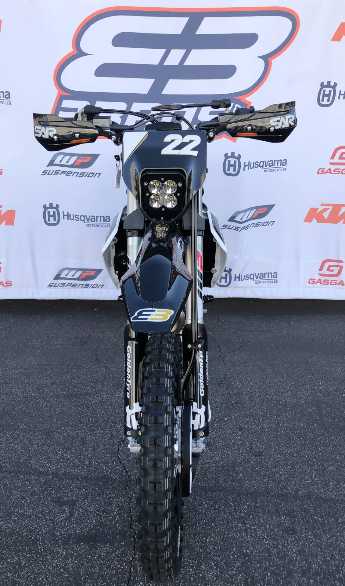 2021 Husqvarna FE 501s in Costa Mesa, California - Photo 5