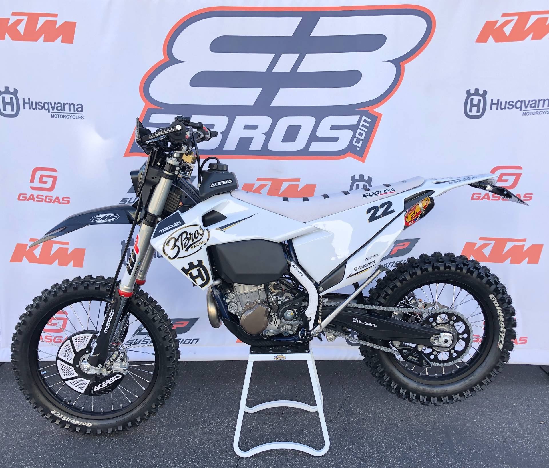 2021 Husqvarna FE 501s in Costa Mesa, California - Photo 3