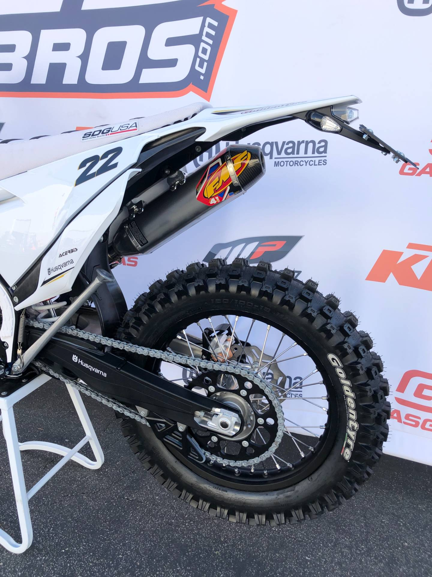 2021 Husqvarna FE 501s in Costa Mesa, California - Photo 12