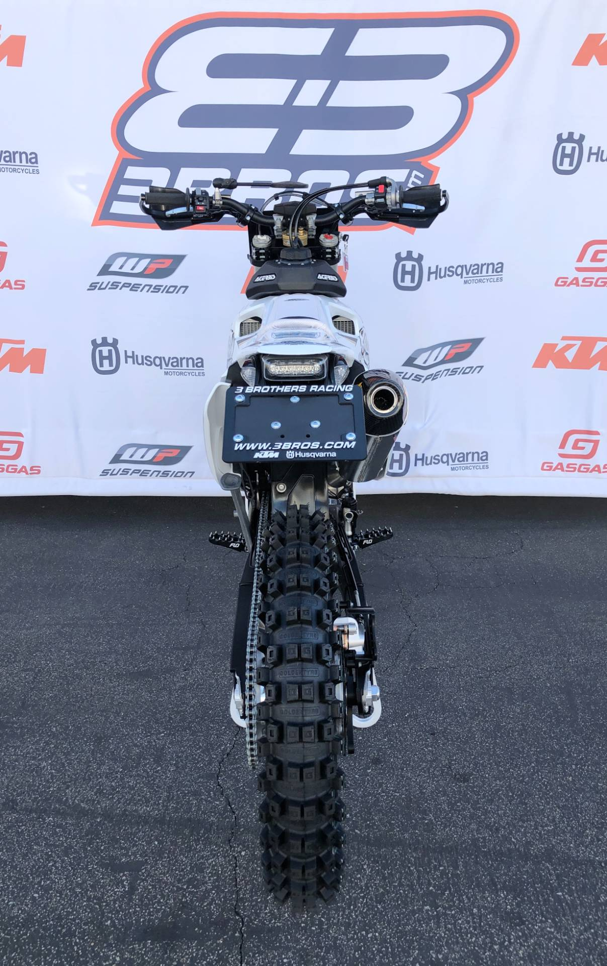 2021 Husqvarna FE 501s in Costa Mesa, California - Photo 6