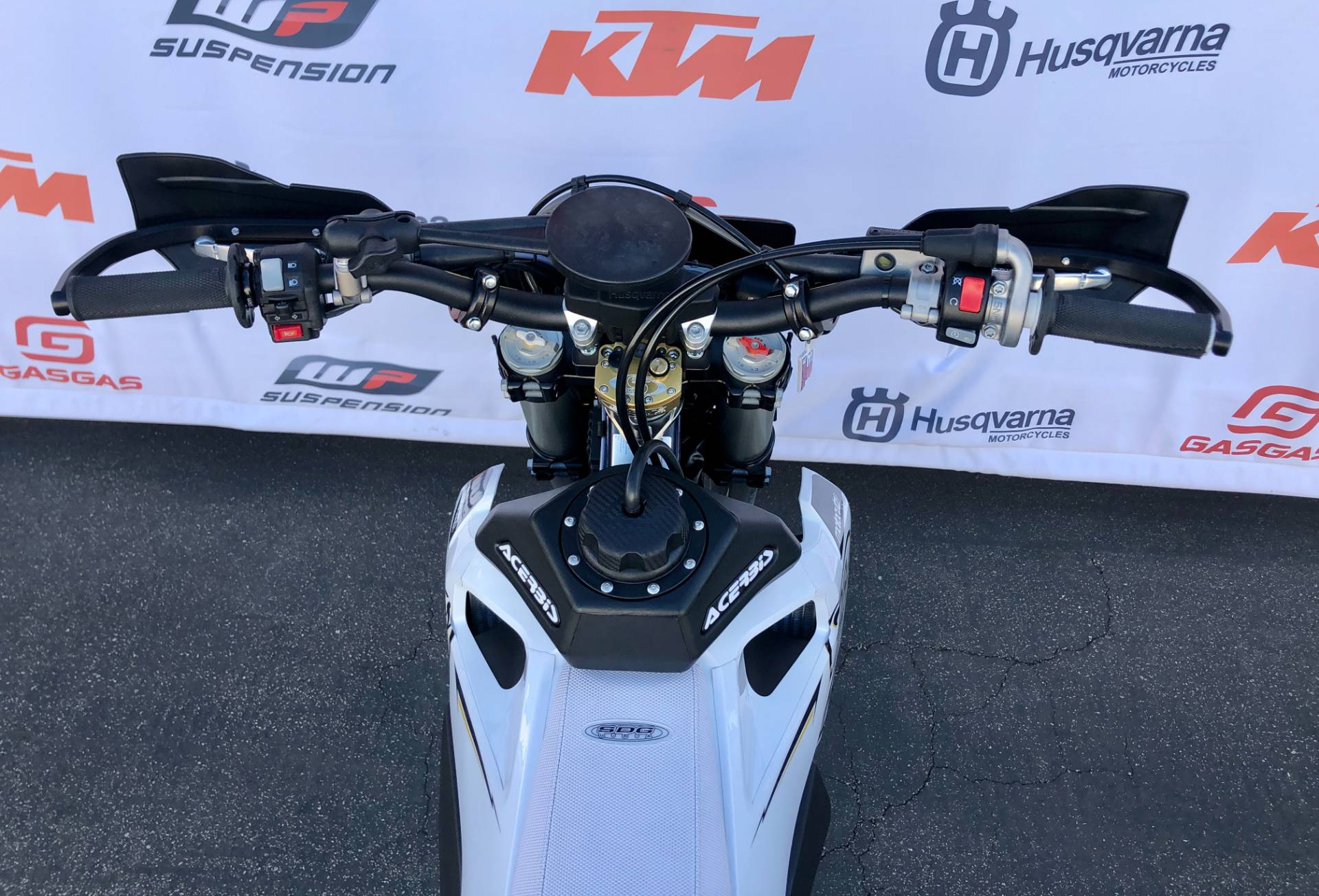 2021 Husqvarna FE 501s in Costa Mesa, California - Photo 7