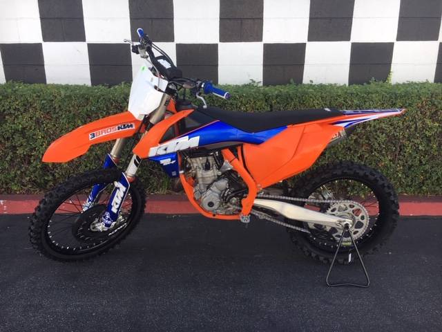 2018 KTM 350 SX-F in Costa Mesa, California - Photo 2
