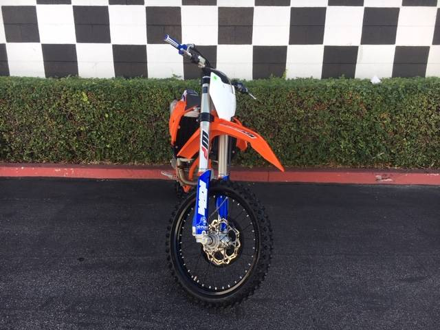 2018 KTM 350 SX-F in Costa Mesa, California - Photo 3