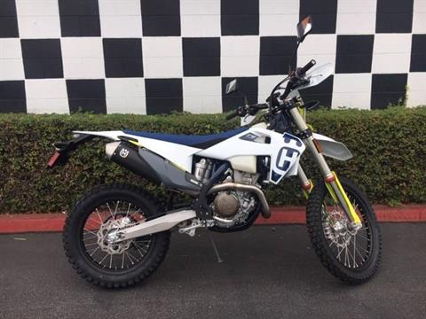 2020 Husqvarna FE 350s in Costa Mesa, California