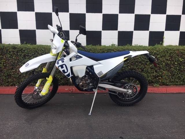 2020 Husqvarna FE 350s in Costa Mesa, California - Photo 2