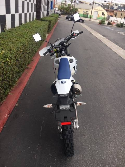 2020 Husqvarna FE 350s in Costa Mesa, California - Photo 4
