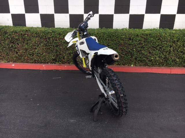 2019 Husqvarna FC 450 in Costa Mesa, California