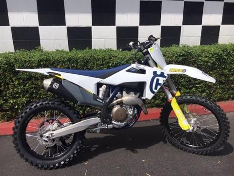 2020 Husqvarna FC 250 in Costa Mesa, California