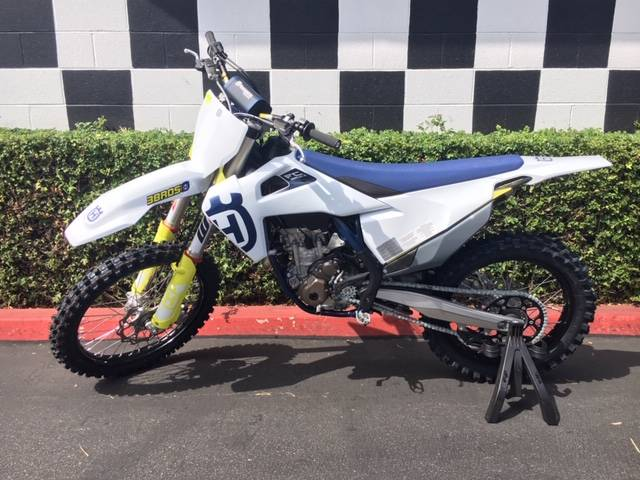 2020 Husqvarna FC 250 in Costa Mesa, California - Photo 2