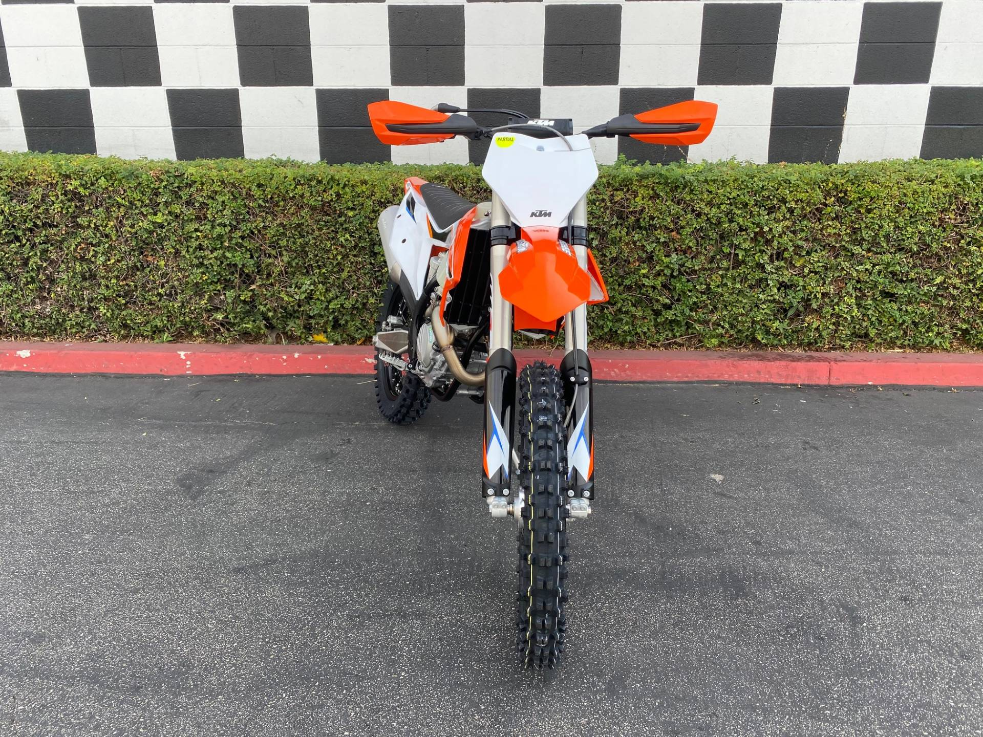 2021 KTM 350 XC-F in Costa Mesa, California - Photo 3