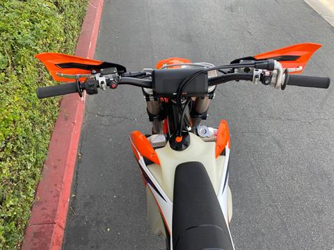 2021 KTM 350 XC-F in Costa Mesa, California - Photo 8
