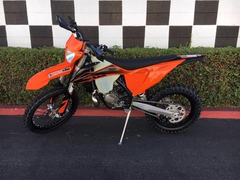 2020 KTM 150 XC-W TPI in Costa Mesa, California - Photo 2