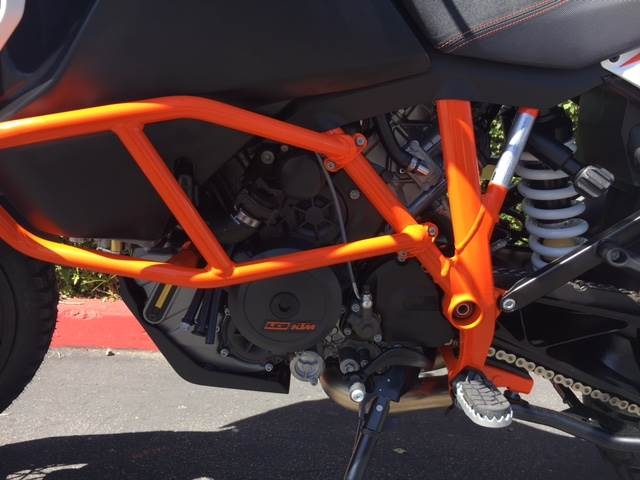 2018 KTM 1290 Super Adventure R in Costa Mesa, California