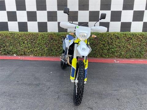 2021 Husqvarna FE 350s in Costa Mesa, California - Photo 3