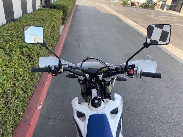 2021 Husqvarna FE 350s in Costa Mesa, California - Photo 7