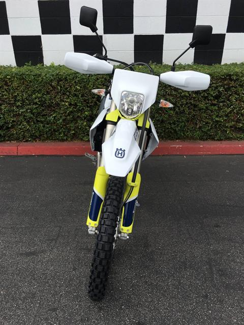 2021 Husqvarna FE 350s in Costa Mesa, California - Photo 5