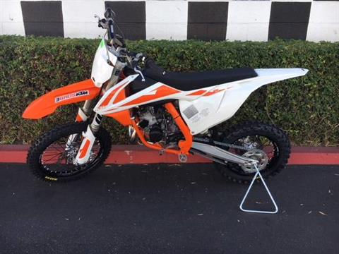 2019 KTM 85 SX 17/14 in Costa Mesa, California - Photo 2