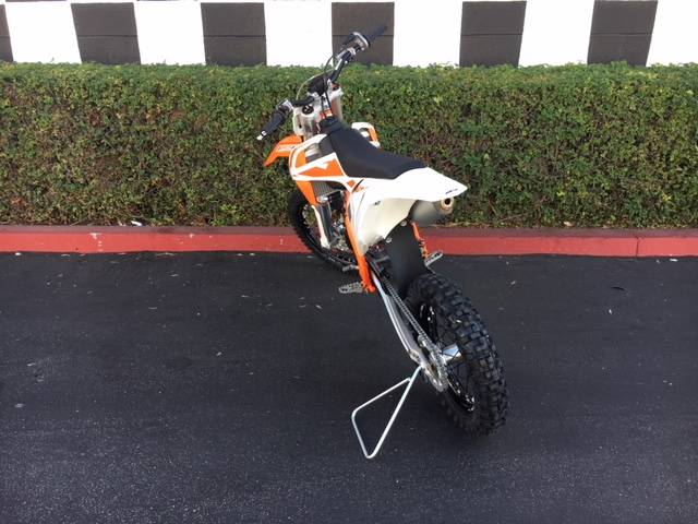 2019 KTM 85 SX 17/14 in Costa Mesa, California - Photo 4