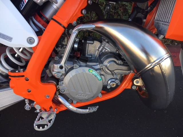 2019 KTM 85 SX 17/14 in Costa Mesa, California - Photo 5