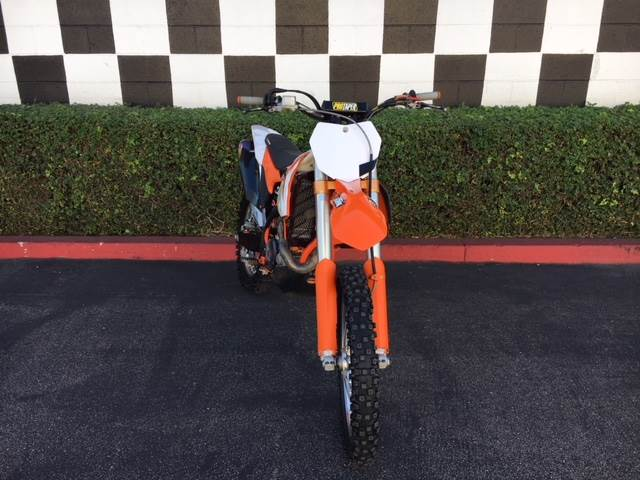 2012 KTM 450 SX-F in Costa Mesa, California